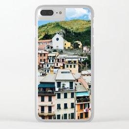 Casa Di Amici Clear iPhone Case