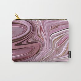 Liquify Series - Cherry Blossoms Carry-All Pouch