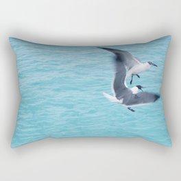 I'm Treading Air Here! Rectangular Pillow