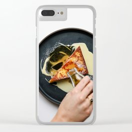 never enough syrup Clear iPhone Case
