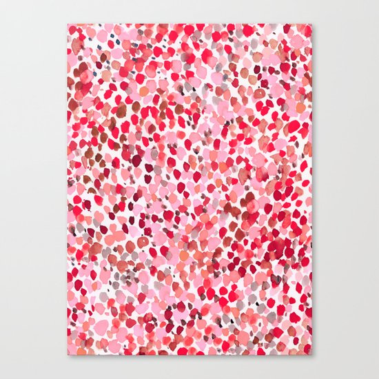 Lighthearted Sweetheart Canvas Print