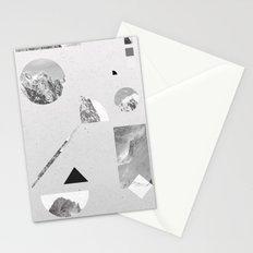 monochromatic Stationery Cards