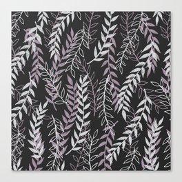 Leafage Canvas Print