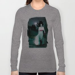 The Hatchet League - Ana  Long Sleeve T-shirt