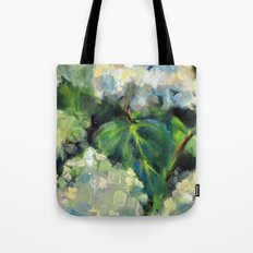 Hydrangeas in the Catskills Tote Bag