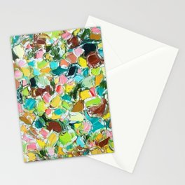 Abstract 87 Stationery Cards