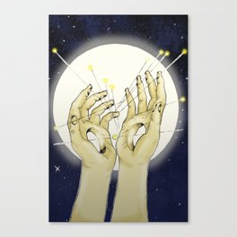 Liberosis Canvas Print