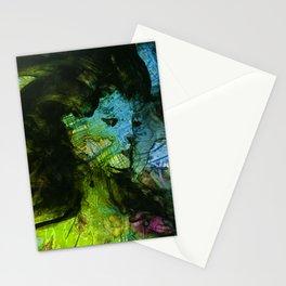 Goddess Art Dance by Kathy Morton Stanion Stationery Cards