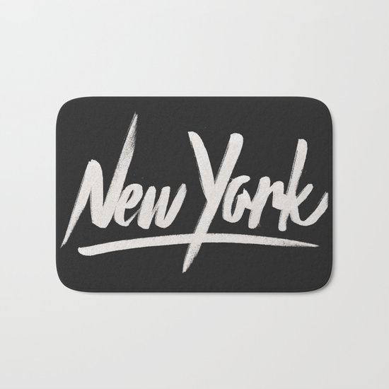 NYC is over the top Bath Mat