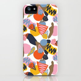 Sorvete iPhone Case