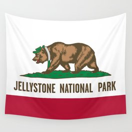 Jellystone National Park  Wall Tapestry