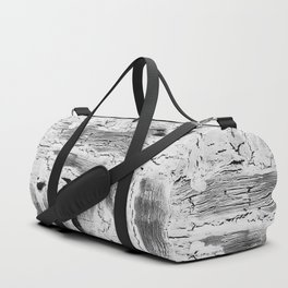 Abstract Artwork Greyscale #2 Duffle Bag