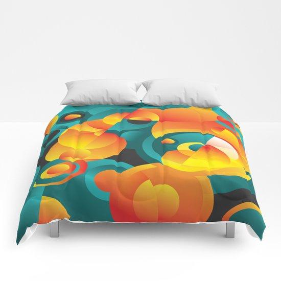 Cosmogony #02 Comforters