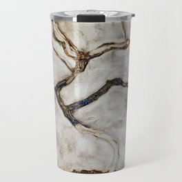 Small Tree in Late Autumn by Egon Schiele Travel Mug
