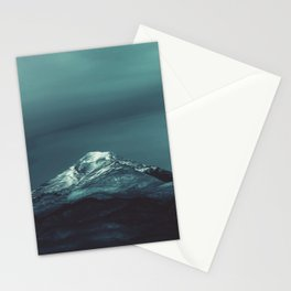 Northern Lights watercolor Stationery Cards