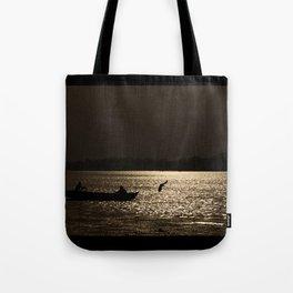 Survival Begins  Tote Bag