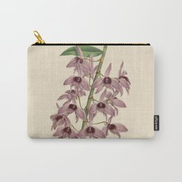 R. Warner & B.S. Williams - The Orchid Album - vol 01 - plate 042 Carry-All Pouch