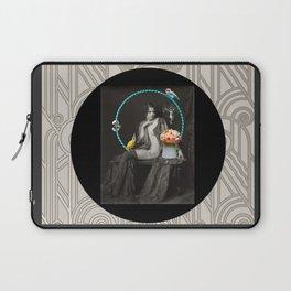 The Hoop Fairy & The Clown Canary Laptop Sleeve