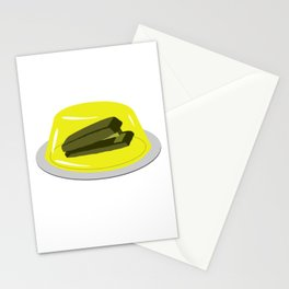 Stapler In Jello, Office Prank For The Brave Design, Original Funny Gift Idea, Dwight Best Quote Fro Stationery Cards