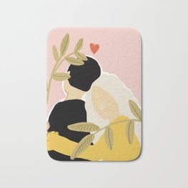 Blind Love II Bath Mat