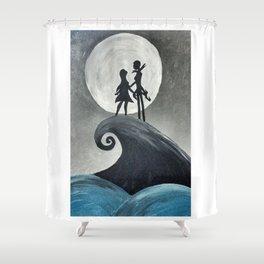 Sally & Jack Shower Curtain