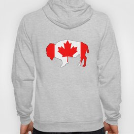 Canada Bison Hoody