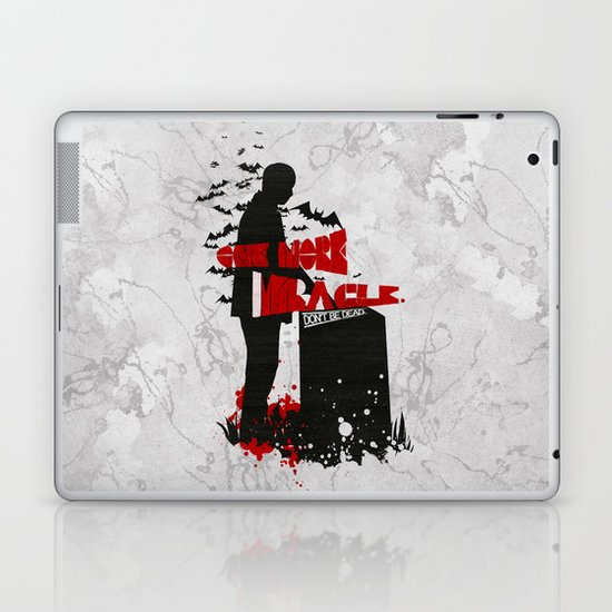 One More Miracle : Sherlock Laptop & iPad Skin