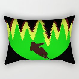 Rastafaride Rectangular Pillow