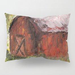 Countryside Barn Pillow Sham