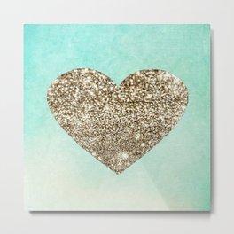 Heart-43 Metal Print