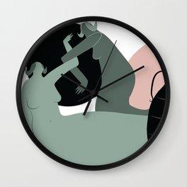 Capricorn (Dec 22 - Jan 20) Wall Clock