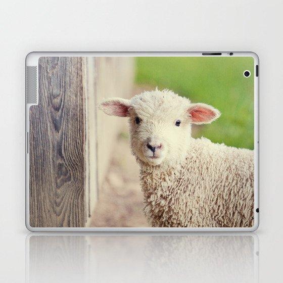 Little Lamb I Laptop & iPad Skin