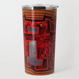 Three's a Crowd / Robotics Travel Mug