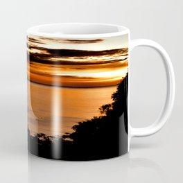 Sea Reflection Crystallized Coffee Mug