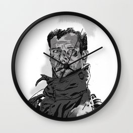 Dekcard Blade Runner Wall Clock