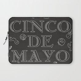 Happy Cinco De Mayo Festival Laptop Sleeve