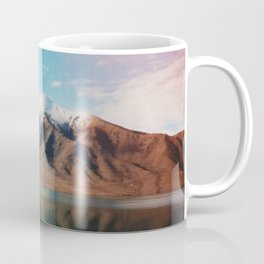 Film photo of New Zealand Glacier Landscape Coffee Mug