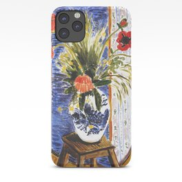 Henri Matisse Poppies 1919 Artwork for Wall Art, Prints, Posters, Tshirts, Women, Men, Kids iPhone Case