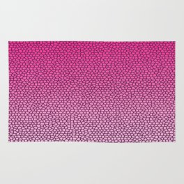 Reptile Texture Pattern Rug
