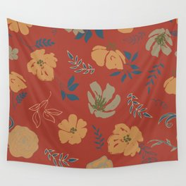 Floral Pattern 111-20CW4 Wall Tapestry
