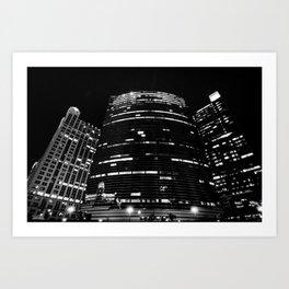 333 West Wacker Art Print