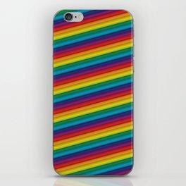 HD Rainbow iPhone Skin