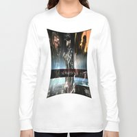 metal gear solid Long Sleeve T-shirts featuring metal gear solid V  , metal gear solid V  games, metal gear solid V  blanket, by Eirarose