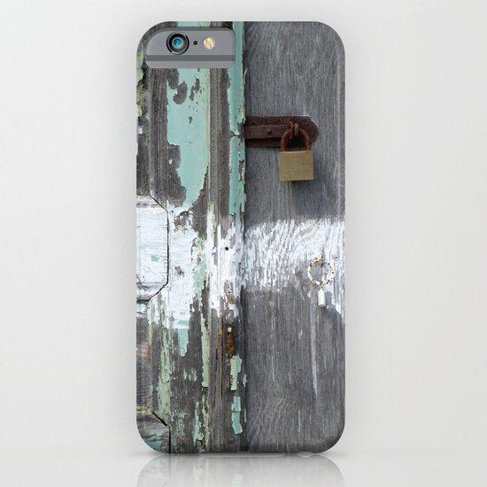 Hidden within Santorini, Greece iPhone & iPod Case