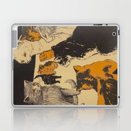 Pussy-cat town - Marion Ames Taggart and Rebecca Chase - 1906 Laptop & iPad Skin