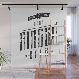 Finest Hour Wall Mural