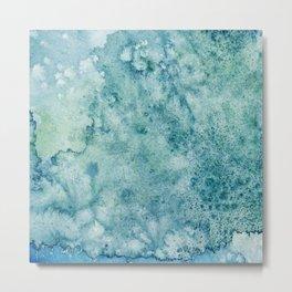 Abstract No. 144 Metal Print