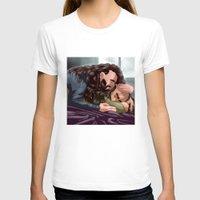 thorin T-shirts featuring Dwalin / Thorin by Rshido