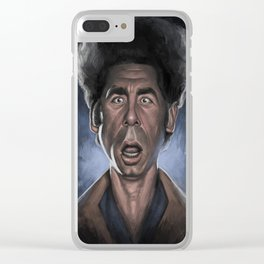 Some Kramer Clear iPhone Case