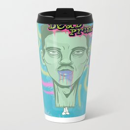 The Dead Prince of Bel-Air Metal Travel Mug